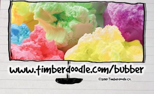 Bubber In Colors