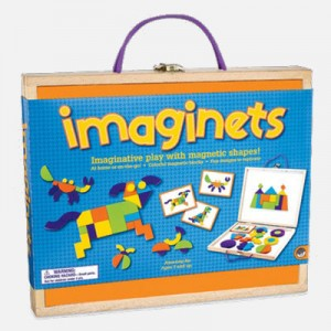 Imaginets - preschool magnet set