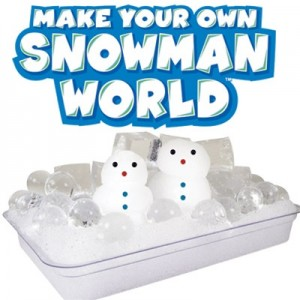 Make Your Own Snowman World