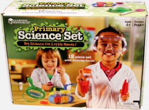 Learning Resource's Primary Science Kit