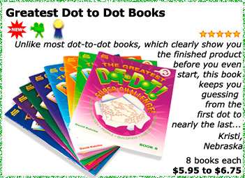 Greatest Dot to Dot Books