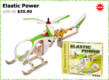 Elastic Power