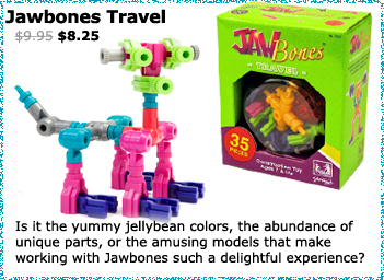 jawbones travel set