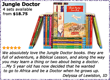 Jungle Doctor Sets