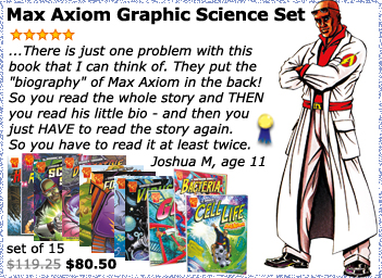 Max Axiom Graphic Science Set