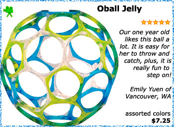 oball Jelly