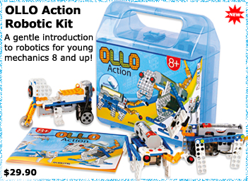 OLLO Action Robotic Kit