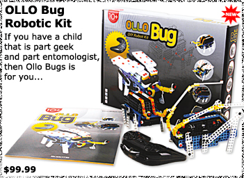 OLLo Bug Robotics Kit