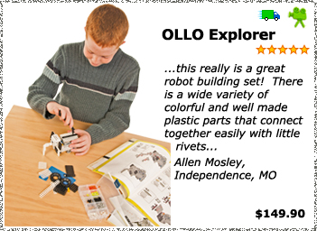 OLLO Explorer Robotic Kit