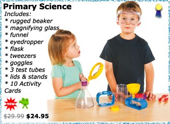Primary Science Kit by Learning Resources