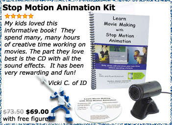 Stom Motion Animation Kit