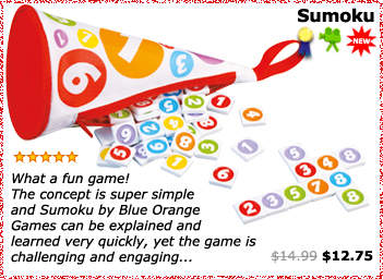 Sumoku by Blue Orange