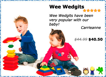 Wee Wedgits