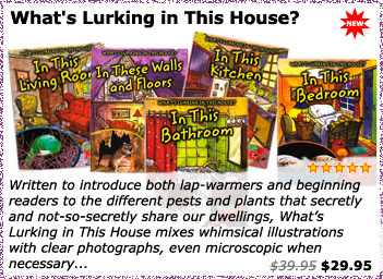 What's Lurking In THis House?