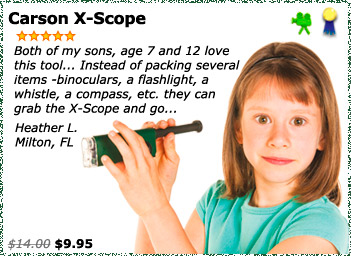 Carson X-Scope