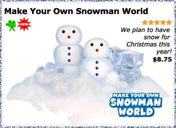 Snowman World Kit